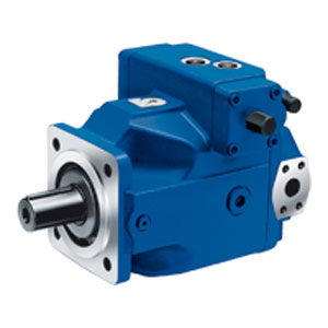 A4VSO Axial piston variable pumps