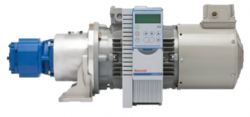 Pump drive variable speed rotation Sytronix FcP 5000