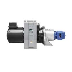 Pump drive variable speed rotation Sytronix FCP 5010