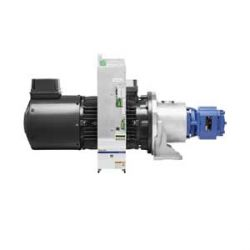 Pump drive variable speed rotation Sytronix FcP 7010
